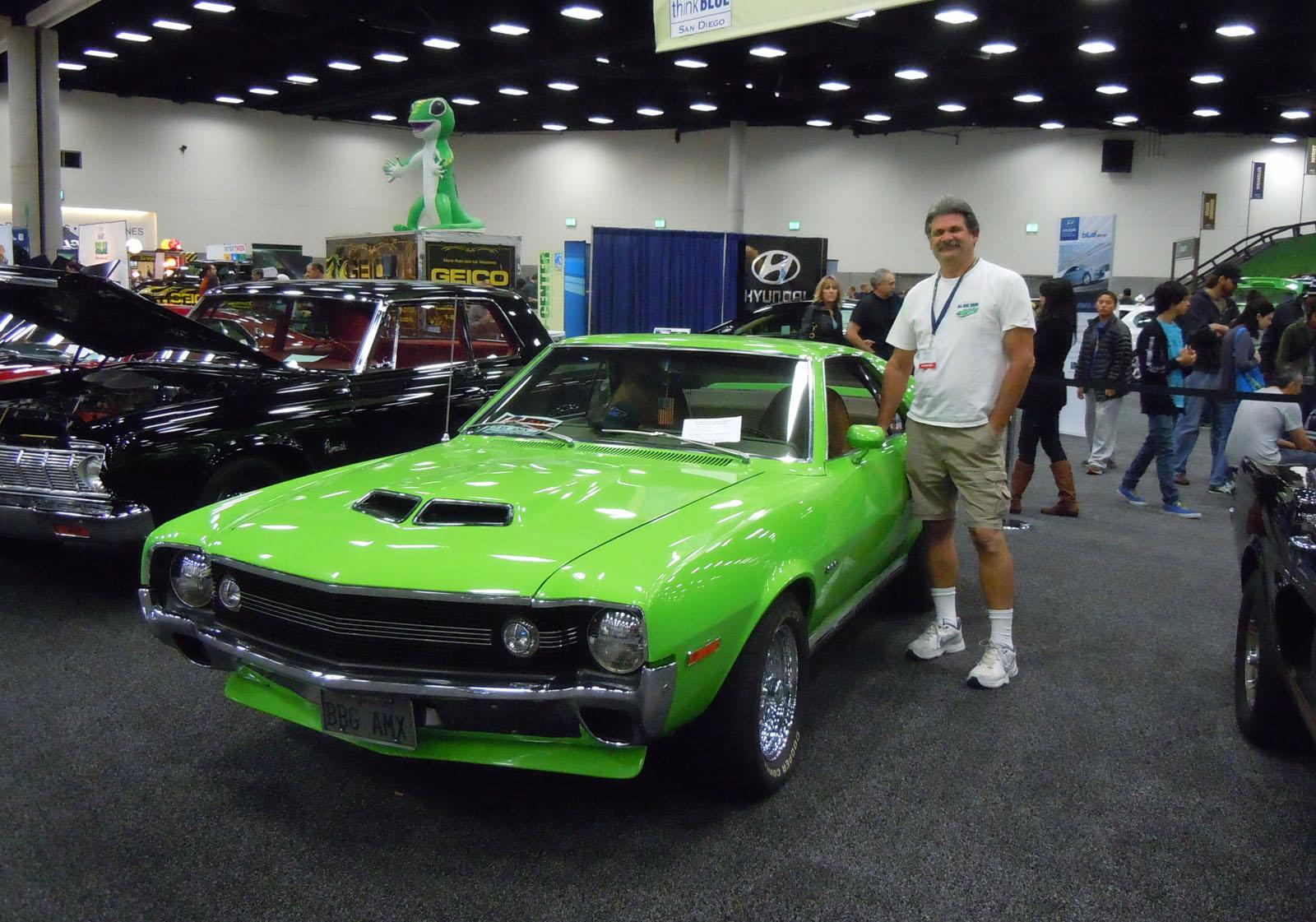 West Coast AMC Past Events - San diego international car show discount tickets